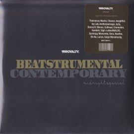 MIX CD [ BEATSTRUMENTAL CONTEMPORARY 3 -MIDNIGHT SPECIAL- ] mixed by DJ KIYO