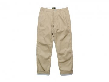 3 Days Union by WORKWARE [ USAF 1942 Pilot Chino Modern Version (Slim Fit) ] KHAKI
