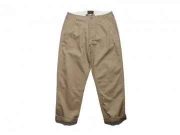 3 Days Union by WORKWARE [ USAF 1942 Pilot Chino Standard Version (Classic Fit) ] KHAKI