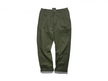 3 Days Union by WORKWARE [ USAF 1942 Pilot Chino Standard Version (Classic Fit) ] GREEN