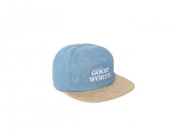 Good Worth & Co. [ Logo 5 Panel Cap ]