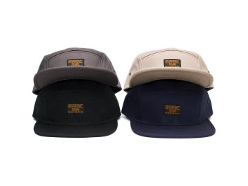 SKITLABEL [ 5 PANEL CAP ] 4 COLORS