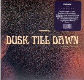 MIX CD [ DUSK TILL DAWN ] mixed by DJ KIYO