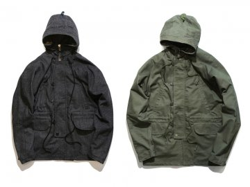 3 Days Union by WORKWARE [ N3 AIR CREW JACKET ] 2 COLORS