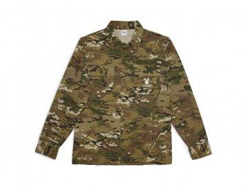 Good Worth & Co. x PLAYBOY [ BDU Souvenir Jacket ] CAMO