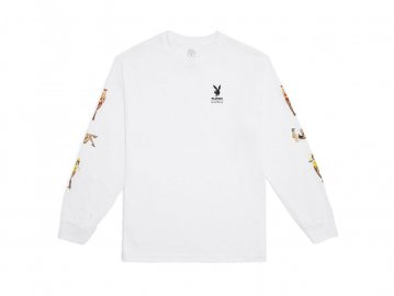 Good Worth & Co. x PLAYBOY [ Playmate Longsleeve ]