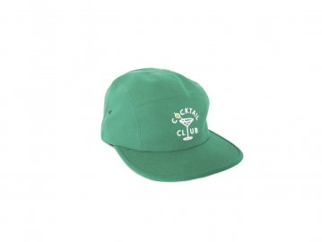 Good Worth & Co. [ Cocktail Club Camper Cap ]