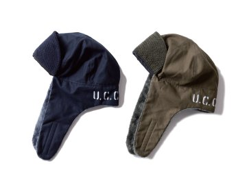 UNCROWD [ ORIGINAL BOMBER CAP ] 2 COLORS