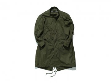 3 Days Union by WORKWARE [ US ARMY M65 PARKA ] OLIVE