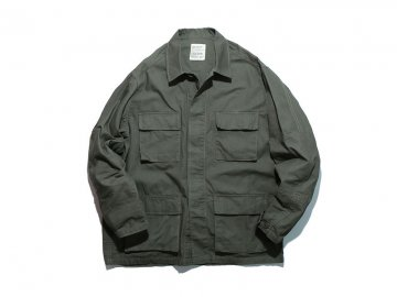 3 Days Union by WORKWARE [ US ARMY VIETNAM JACKET ] OLIVE