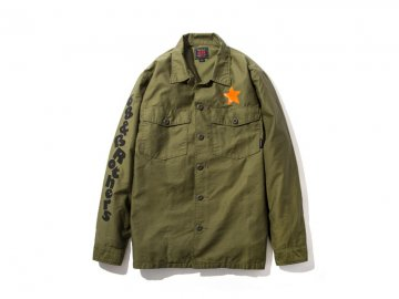 68&BROTHERSxPUTS [ ARMY CPO Shirts