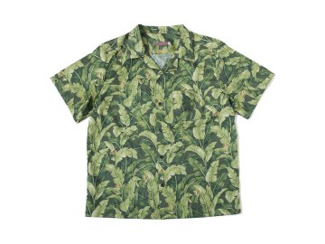 SKITLABEL [ JUNGLE CAMO ALOHA SHIRTS ]