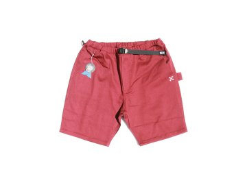 BLUCO [ EASY PAINTER SHORTS ] BURGUNDY