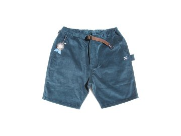 BLUCO [ EASY PAINTER SHORTS -Corduroy- ] NAVY