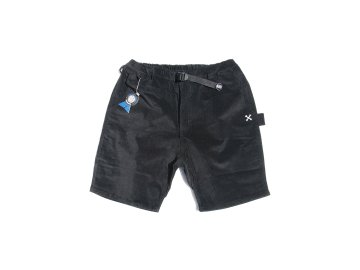 BLUCO [ EASY PAINTER SHORTS -Corduroy- ] BLACK
