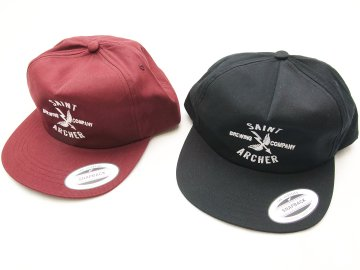 SAINT ARCHER BREWING CO. [ CLASSIC SNAPBACK ] 2 COLORS