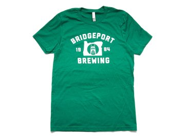 BRIDGEPORT BREWING [ 1984 T-SHIRT ]