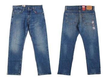 Levi's USA [ 502 Regular Taper Fit Stretch Jeans ] VINTAGE WASH