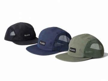 BLUCO [ ORIGINAL SIDE MESH JET CAP -MINI LOGO- ] 3 COLORS