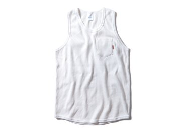 BLUCO [ THERMAL TANKTOP ] WHITE