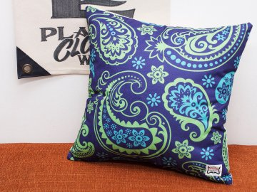 INTERFACE [ PAISLEY CUSHION ]