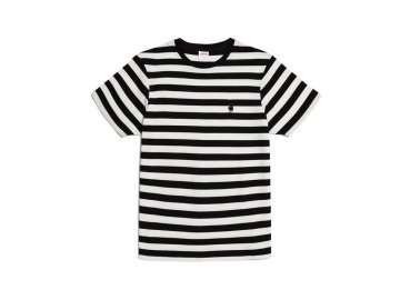 Good Worth & Co. x PLAYBOY [ BUNNY STRIPE TEE ]