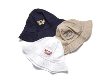 SKITLABEL [ 6 PANEL BALL HAT ] 3 COLORS
