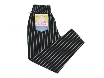 COOKMAN [ Chef Pants ] STRIPE