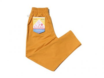 COOKMAN [ Chef Pants ] MUSTARD