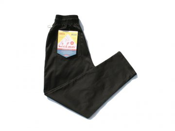COOKMAN [ Chef Pants ] BLACK