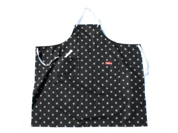 COOKMAN [ Long Apron ] STAR