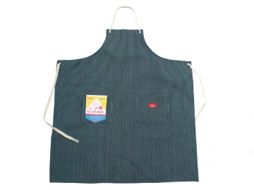 COOKMAN [ Long Apron ] HICKORY