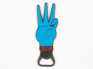 by Parra [ BOTTLE OPENER