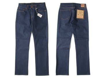 BRIXTON [ RESERVE 5-POCKET DENIM PANT ] RAW INDIGO