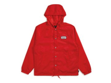 BRIXTON [ PALMER HOOD JACKET ] RED