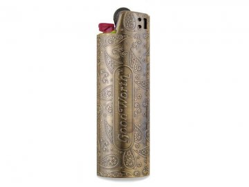 Good Worth & Co. [ Paisley Lighter Case (LARGE) ]