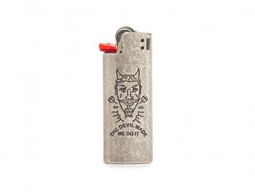 Good Worth & Co. [ Devil Made Me Do It Lighter Case (SMALL) ]