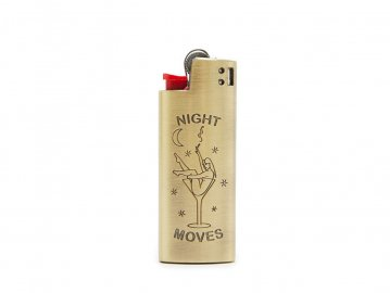 Good Worth & Co. [ Night Moves Lighter Case (SMALL) ]