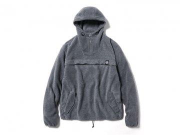 68&BROTHERS [ Fleece Utility Hood ] CHARCOAL