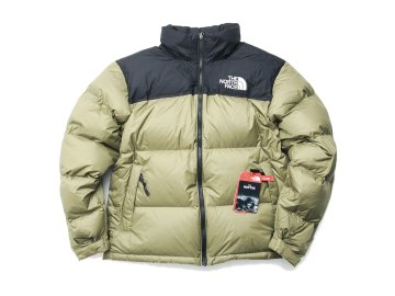 THE NORTH FACE [ 1996 Retro Nuptse Jacket ] TUMBLEWEED GREEN