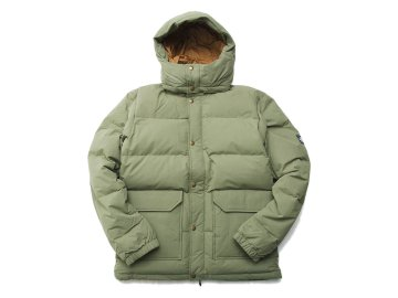 THE NORTH FACE [ DOWN SIERRA 2.0 JACKET ] FOUR LEAF CLOVER