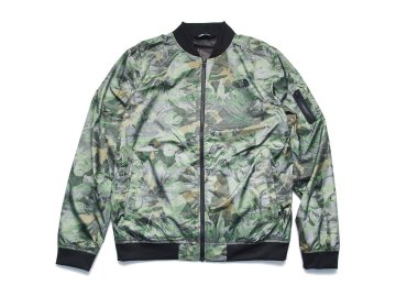 THE NORTH FACE [ MEAFOED�BOMBER ] ENGLISH GREEN CAMO