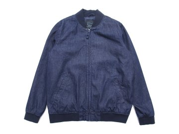 Levi's USA [ Denim Bomber Jacket ]