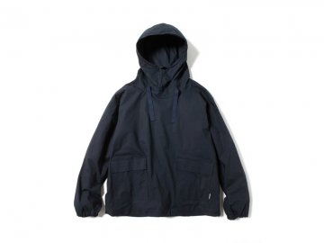 68&BROTHERS [ Utility Hooded ] NAVY