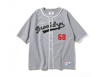 68&BROTHERS [ Baseball Shirts