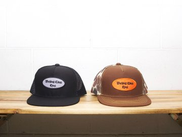 BLUCO [ MESH CAP -working class eyes- ] 2 COLORS