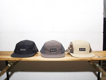 BLUCO [ JET CAP -mini logo- ] 3 COLORS