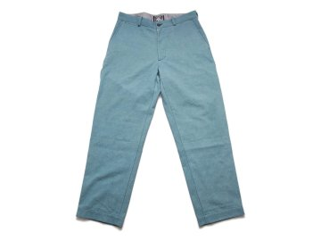 4WHEELPIPE [ C/L PANTS ] VINTAGE BLUE