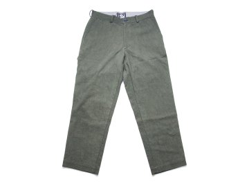 4WHEELPIPE [ C/L PANTS ] OLIVE