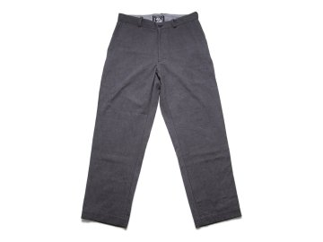 4WHEELPIPE [ C/L PANTS ] DARK GRAY